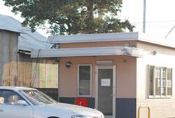 計量所および駐車場