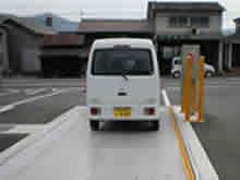 津山前車両